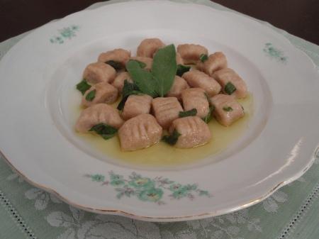 Gnocchi/Kahliya-logue
