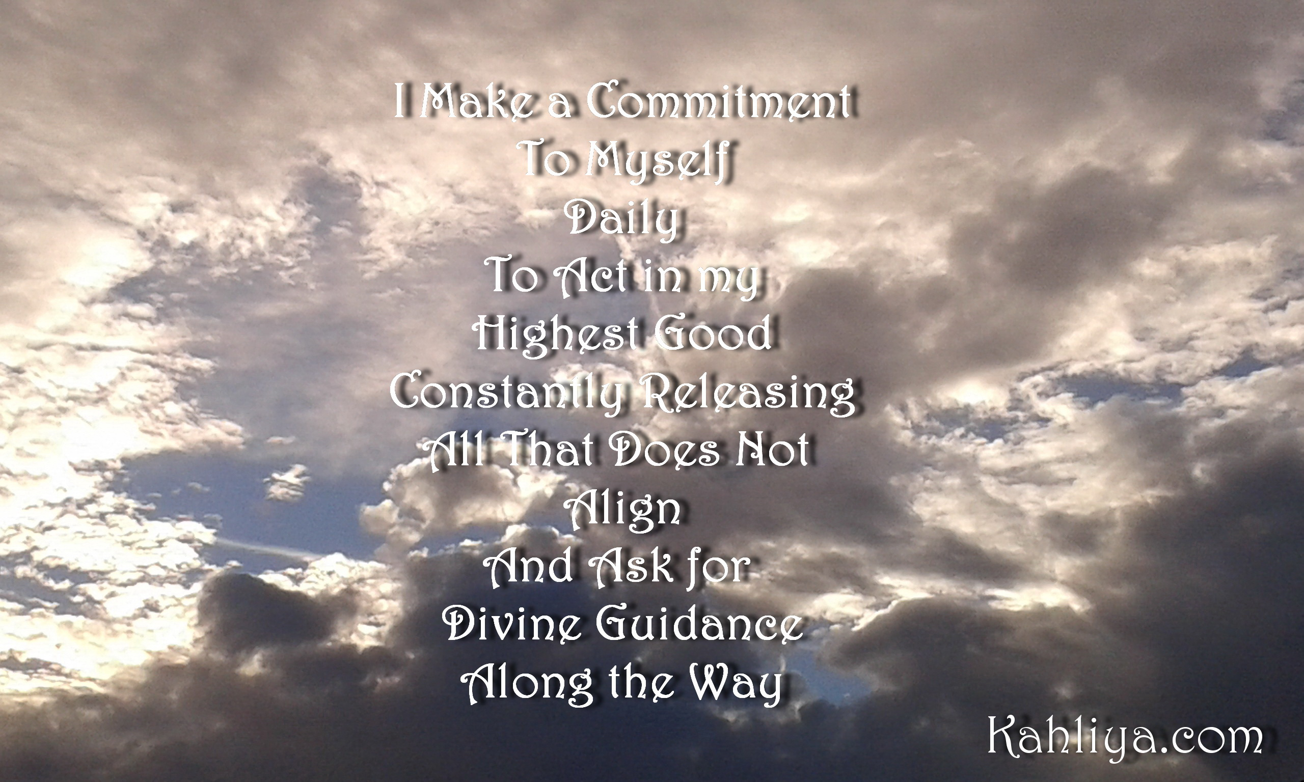 commitment unsind fixed snd